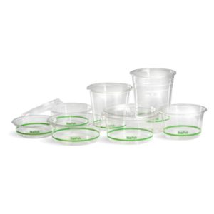 Biodegradable Bowls & Containers