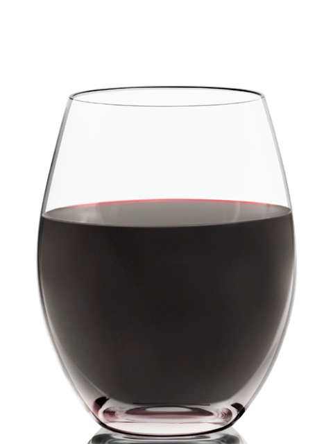 plumm stemless red wine glass 610ml santos imports catering supplies. Black Bedroom Furniture Sets. Home Design Ideas