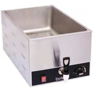 Bain Marie & Heated Food Displays